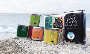 Packaging OLEIFICIO CORRIAS