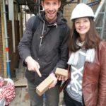 Nina Aalbers e Ferry in't Veld
