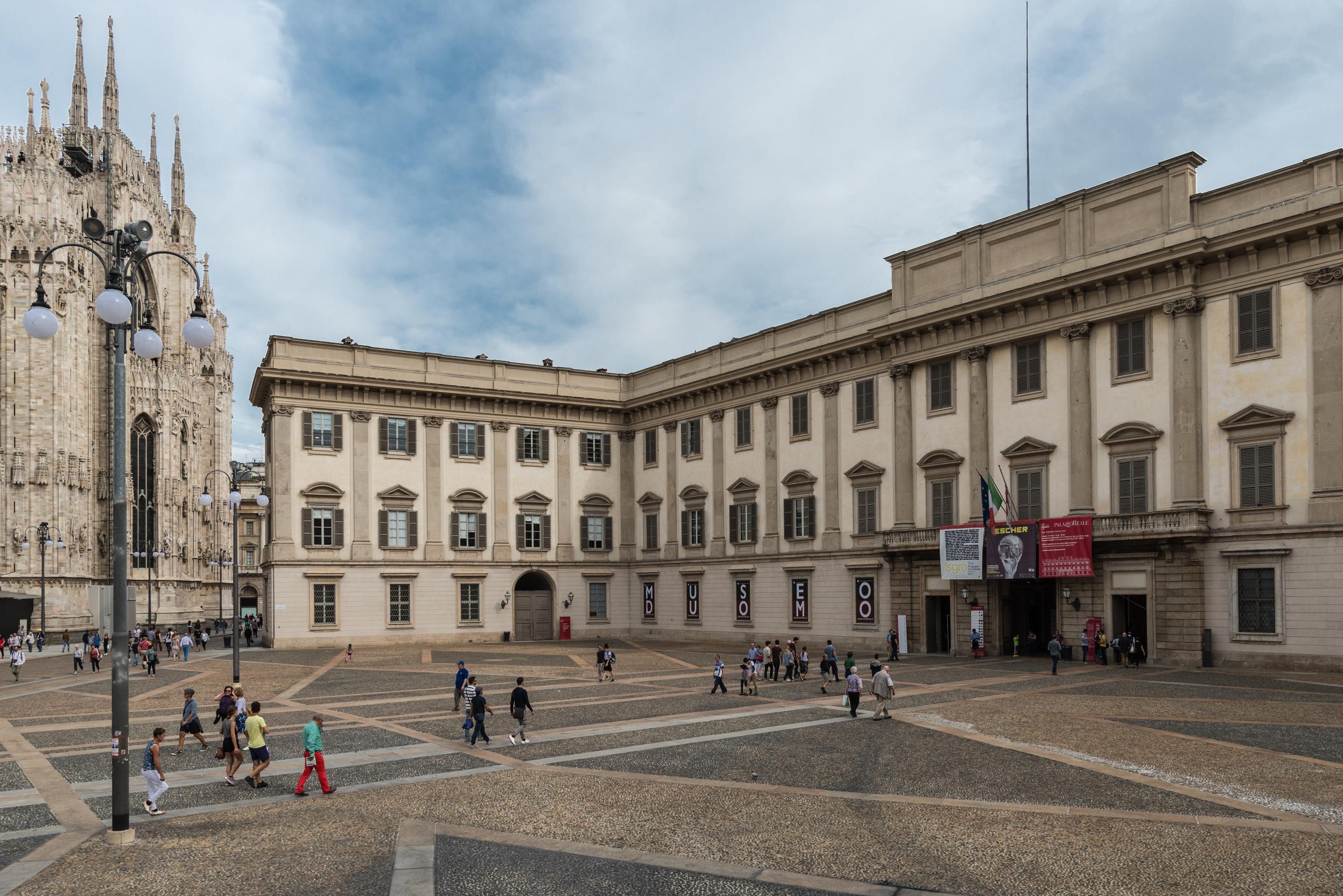 Fotografie scattate durante il Premio Etico | Ethical 2017, 2° edizione  e Rassegne Stampa – Palazzo Reale, Milano